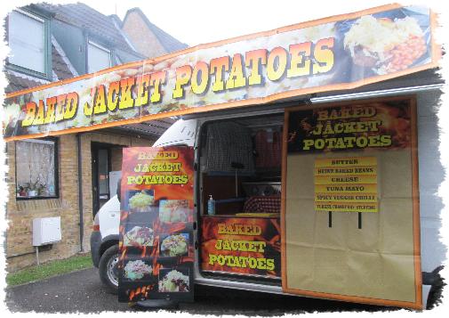 jacket potato mobile catering
