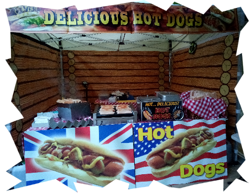 mobile hot dog catering
