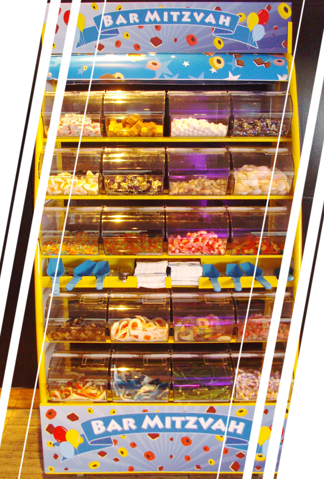 pick and mix sweet stand rental