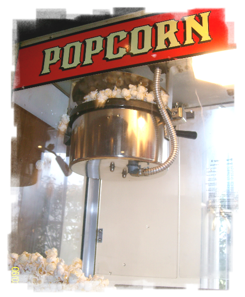 Hire a Popcorn Machine