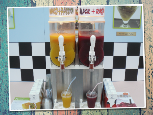smoothie making machine hire