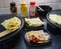 crepe catering ideas