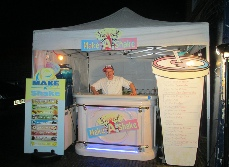 mobile milkshake bar